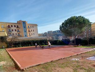 Frosinone, scuola de Matthaeis: nuovi servizi e lavori per gli studenti.