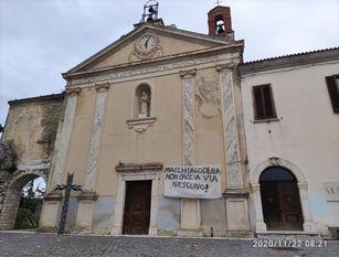 Don Francesco Romano 'cacciato' da Macchiagodena. Lettera di alcuni cittadini