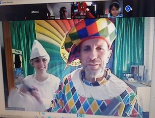 Frosinone: un Carnevale digitale, ricordando la tradizione.