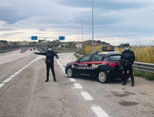 Una persona denunciata in stato di libertà all'Autorità Giudiziaria in seguito ad un sinistro stradale.