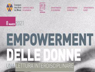 UniMol e la Giornata Internazionale dell'8 marzo: Empowerment delle donne.