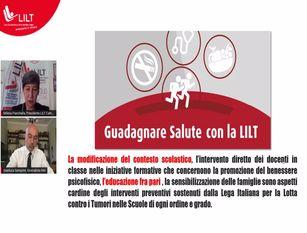 """""""La Lilt di Campobasso e le scuole molisane protagoniste  della Giornata Mondiale Senza Tabacco"""""""