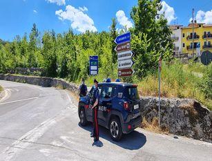 I Carabinieri sorprendono operai in trasferta traditi dal navigatore