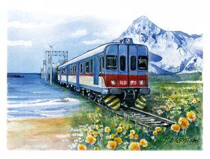 Domenica al via la prima corsa del treno storico mare e monti da Montesilvano a Roccaraso
