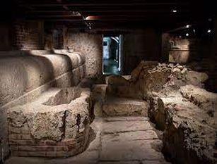 Isernia sotterranea. L'archeologo Luca Inno ha pubblicato uno studio sul criptoportico d'epoca romana