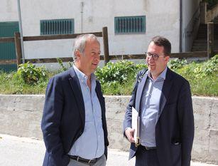 """Paglione scrive al Ministro Speranza su ospedale Agnone Bussone e Paglione a ministro Speranza: """"E' tempo di cambiar rotta"""""""