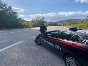 """Giovane alla guida con uno spinello: denunciato dai Carabinieri"""""""