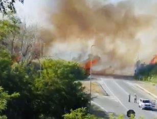 Incendi, scattano denunce ai responsabili