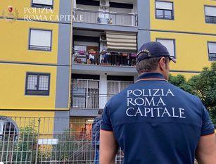 Maxi operazione contro occupazioni abusive a Tor Bella Monaca: Roma Capitale pronta ad assegnare gli alloggi recuperati