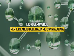 La prima fabbrica verde al mondo è italiana Snam e Irena hanno firmato un accordo di collaborazione in cui si impegnano a produrre e sviluppare idrogeno verde.