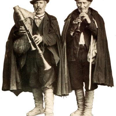 RASSEGNA NAZIONALE DI ZAMPOGNARI A SAN POLO MATESE