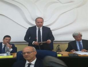 Dichiarazioni del presidente Micone su approvazione Rendiconto del Consiglio regionale 2019
