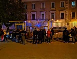 Rivolta carcere Campobasso, 28 barricati Fuoco a materassi. Nessun ferito né ostaggi