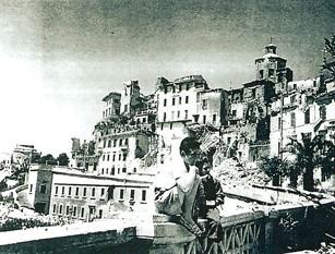 Frosinone,  militari canadesi al centro storico.