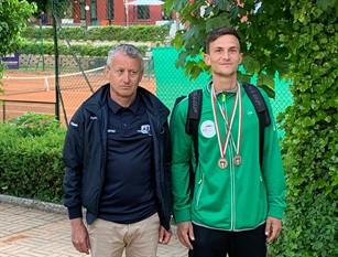 Cus Molise e Unimol, seconda medaglia ai Cnu 2019. Invece nel tennis a  Scelzi e Tresca  medaglie di bronzo