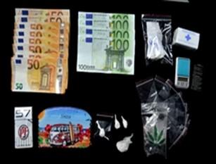 Scoperto dalla Polizia di Campobasso traffico di banconote false utilizzate per l'acquisto di droga.