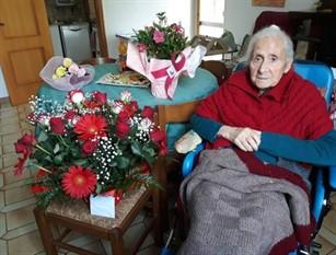 Lillina Palma compie 107 anni a Larino Alimentazione sana e vita all'aria aperta tra segreti longevità