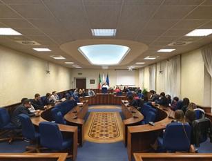 Frosinone, successo per il Forum dei giovani.