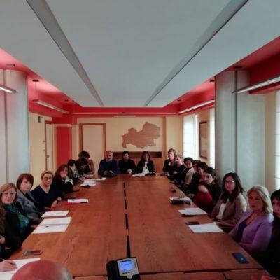 Contrasto alla violenza di genere, Tavolo di coordinamento regionale