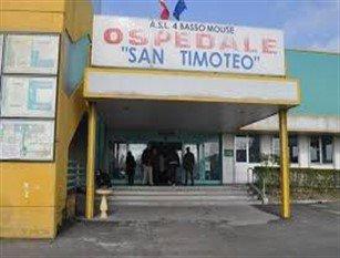 """Ospedale San Timoteo: soddisfatto il sindaco Francesco Roberti  """"come centrodestra insisteremo per il potenziamento del nosocomio"""""""
