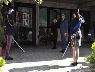 La Questura di Campobasso celebra il 168° anniversario della Polizia Di Stato