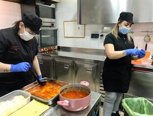 Comune di Termoli e Sirio in aiuto della parrocchia di San Pietro E Paolo per garantire  pasti caldi ai senza tetto