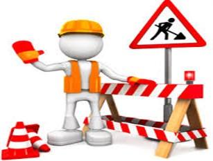 Lavori per rinnovo della segnaletica stradale su viale 3 marzo a Isernia