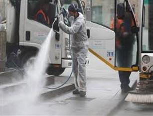 Campidoglio, sanificati oltre 2mila chilometri di strade da Servizio Giardini In una settimana igienizzate le aree antistanti i mercati rionali e 750 farmacie