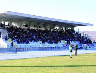 Calcio eccellenza: Isernia-Altilia di coppa Italia a porte chiuse