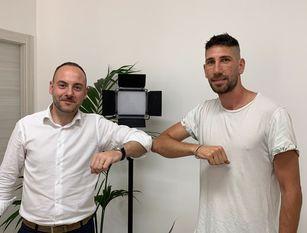 """Isernia Calcio, """"la Città di Isernia"""" presenta due nuovi giocatori"""
