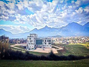 Frosinone, palazzetto dello sport a Cittadella Cielo.
