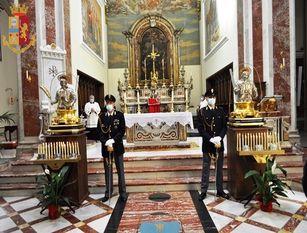 Isernia: la Polizia di Stato celebra il suo Patrono San Michele Arcangelo.
