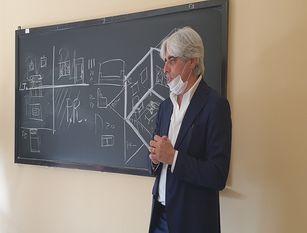 Aperture scuola: dichiarazioni del sindaco di Ferentino, Antonio Pompeo