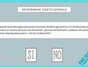 Referendum Costituzionale, a Isernia previsto spostamento seggi elettorali