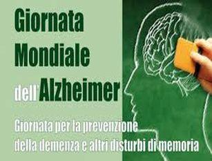 Giornata mondiale dell'Alzheimer: oggi a Campobasso la manifestazione