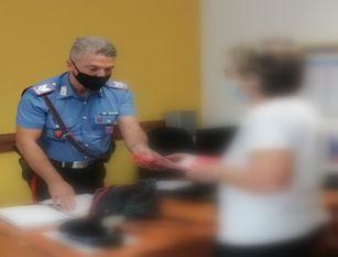 Cittadini trovano una borsa e la consegnano ai Carabinieri. L'episodio è avvenuto a Isernia