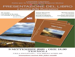 """Termoli: il """"Tratturo"""" diventa un libro di poesie. Presentazione il 9 settembre"""