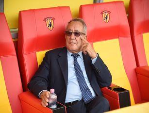 Benevento calcio, incontro tra Vigorito e il presidente Di Maria