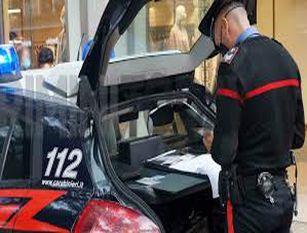 Isernia: 400 €, i Carabinieri multano due giovani  isernini che non indossavano la mascherina Insieme ad altri controlli