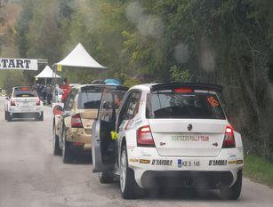 ''Rally del Molise', il poker di Giuseppe Testa Il driver cercese centra anche l'edizione 2020
