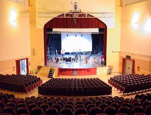 Cassino, riparte la stagione del Cut nel Teatro Manzoni in fase di rinnovamento  da ieri lezioni inaugurali di teatro e cinematografia in totale sicurezza