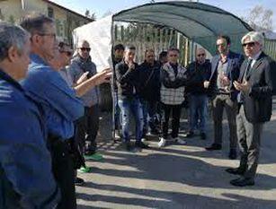 Ex Ilva di Patrica: il sindaco Fiordalisio e il presidente della Provincia Pompeo incontrano la nuova proprietà