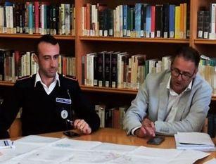 Firmato dal Sindaco Libero Mazzaroppi il Patto sulla Sicurezza con la Prefettura di Frosinone.