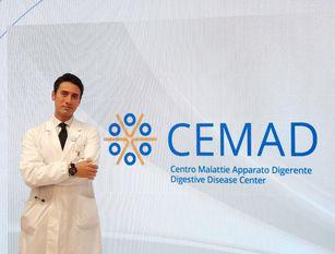 Un medico che fa onore al Molise. La gastroenterologia Europea premia il clinico Campobassano Gianluca Ianiro Al Dottor Ianiro gastroenterologo del policlinico Gemelli assegnato un altissimo riconoscimento