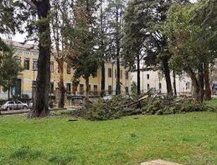 Chiusura villa comunale di Isernia sino al 10 gennaio