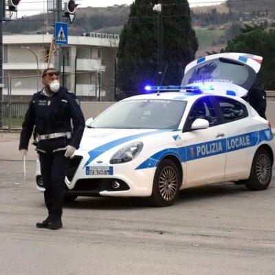 Continua l'attività di controllo da parte del Comando di Polizia Municipale nell'ambito delle varie attività istituzionali