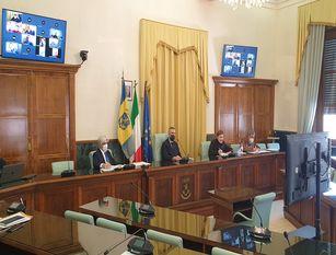Nuova seduta del Consiglio provinciale di Frosinone