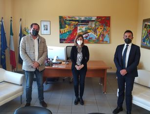 Berretta e Coppotelli incontrano il Direttore Generale della Asl di Frosinone
