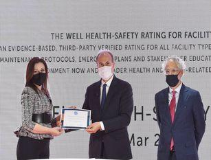 Ferrovie  italiane, conseguita la certificazione well health-safety rating per le misure di contrasto e prevenzione al covid