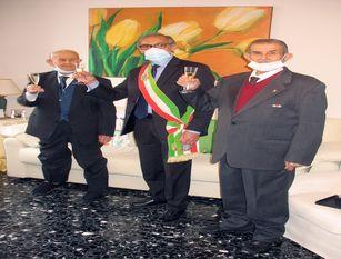 Isernia ha un nuovo centenario Nicolino Zullo